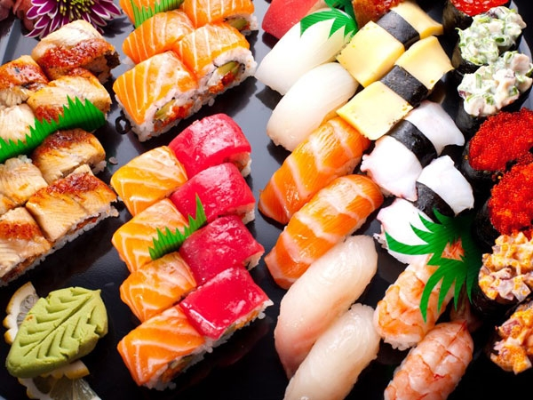 Nhật bản có một nền ẩm thực độc đáo