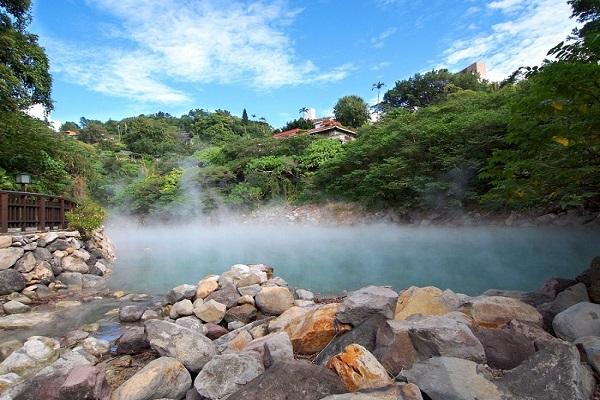 Suối nước nóng Xinbeitou
