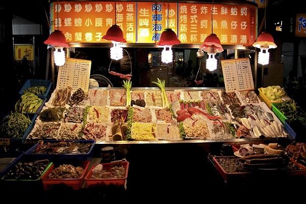 Ẩm thực Đài Bắc