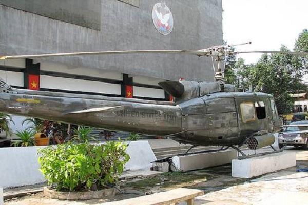 Bảo tàng quân khu IV