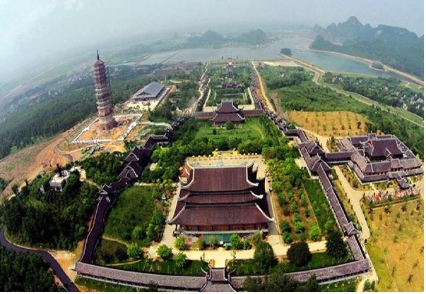 Chùa Bái Đính ngôi chùa xác lập nhiều kỷ lục nhất Việt Nam