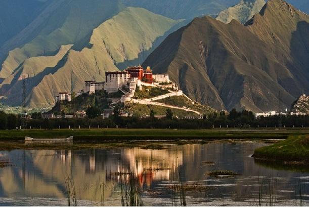 Lhasa – vùng đất linh thiêng
