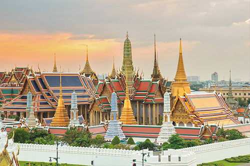 Cung điện Thái Lan