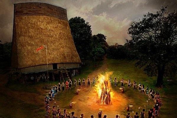 Lễ hội Công Chiêng Tây Nguyên
