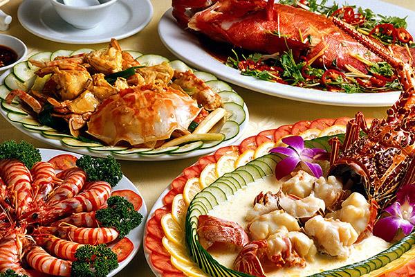 Những món hải sản tươi ngon ở Phú Quốc