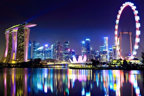 Vé máy bay giá rẻ du lịch Singapore