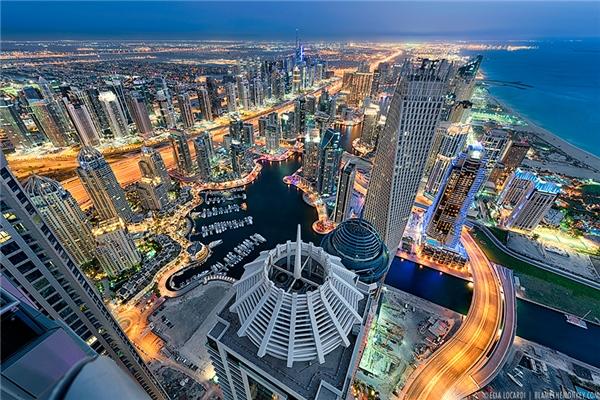 Dubai xa hoa, tráng lệ