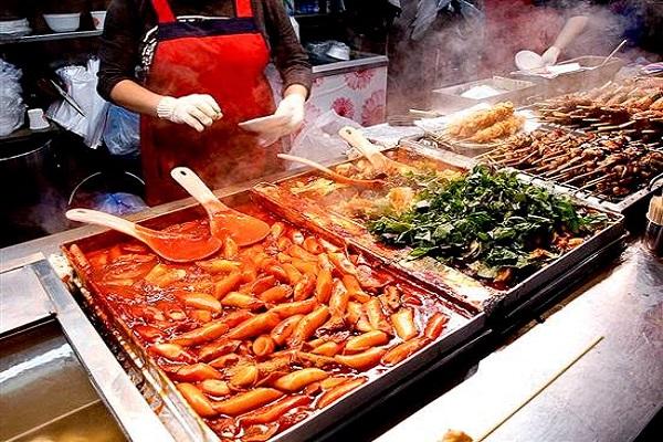 Những món ăn ngon đặc sản của Hàn Quốc