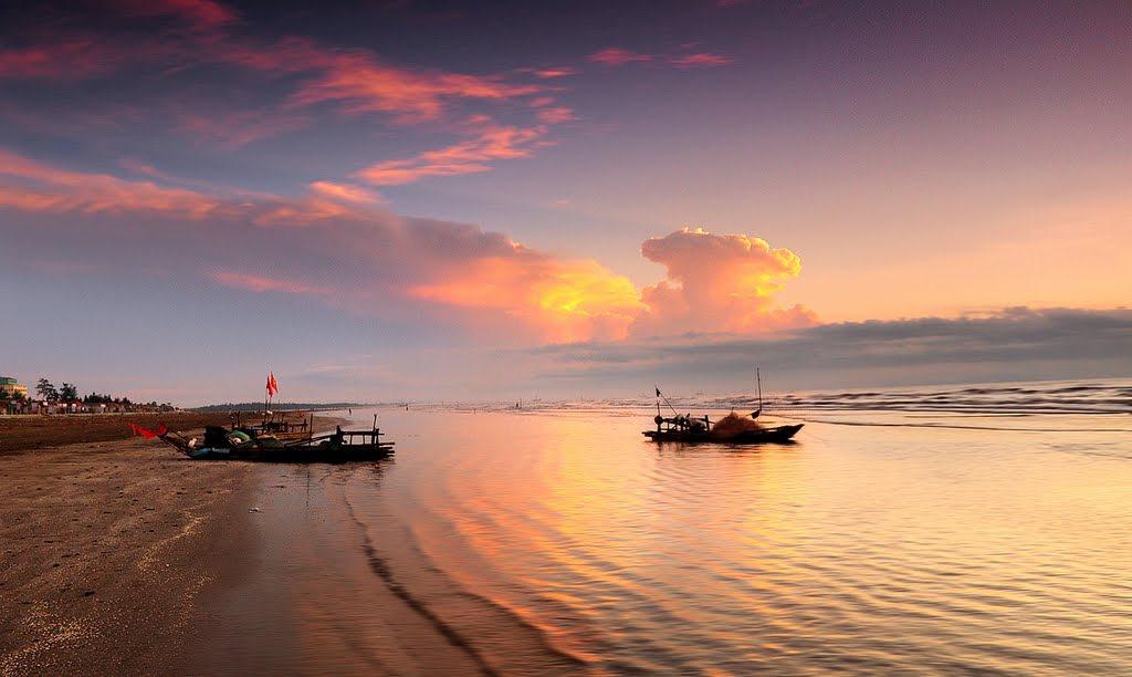 Bãi biển Diễn Châu