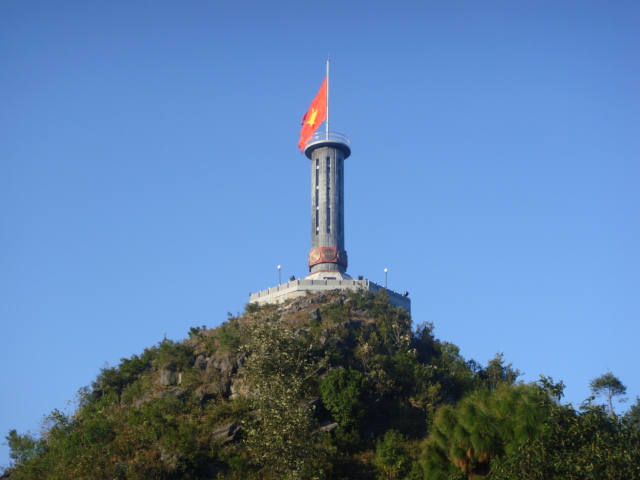 Cột cờ Lũng Cú
