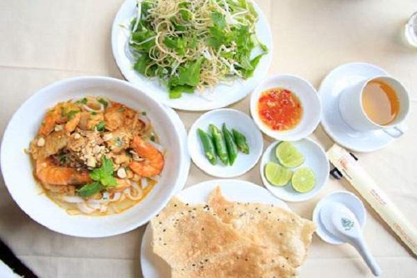 Ẩm thực Đà Nẵng phong phú