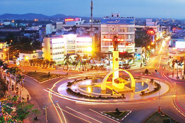 Thành phố Buôn Mê Thuột