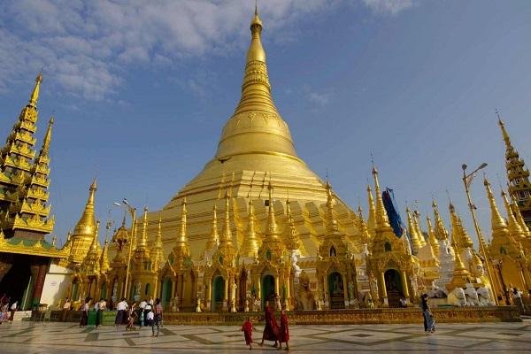 Chùa Swedagon