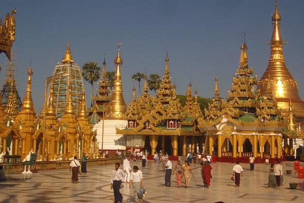 Vé máy bay giá rẻ khám phá Myanmar