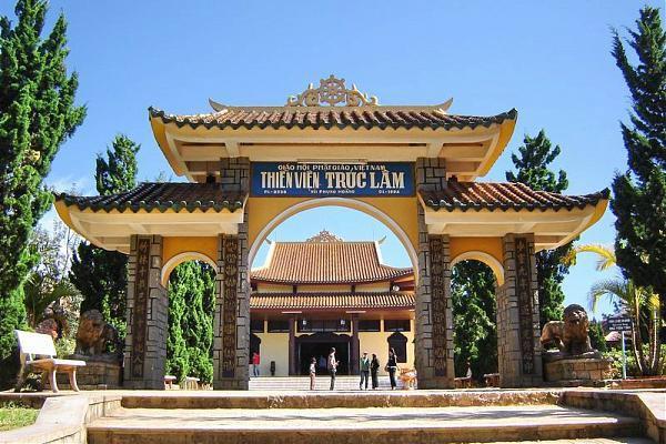 Thiền Viên Trúc Lâm