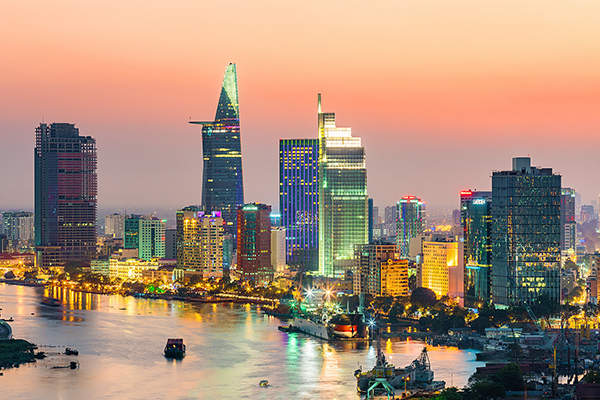 Vé máy bay giá rẻ đi Sài Gòn