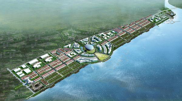 Khu đô thị lấn biển Rạch Giá
