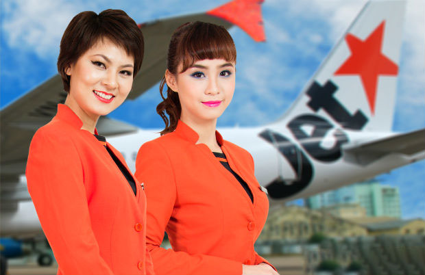Tổng đài vé máy bay Jetstar