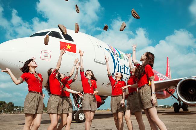 Giá vé máy bay Vietjet Air