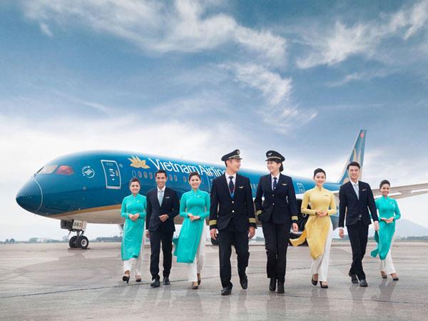 Tổng đài vé máy bay Vietnam Airlines