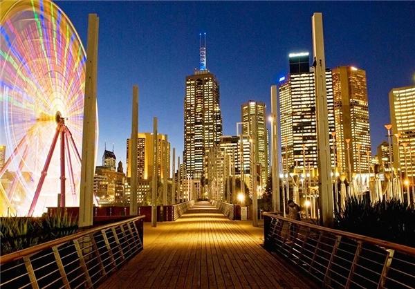Thành phố Melbourne, Australia