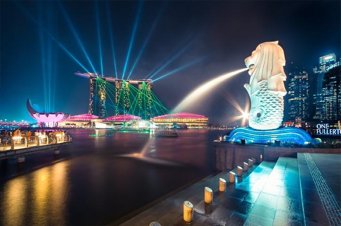 Singapore, điểm đến mơ ước của nhiều người