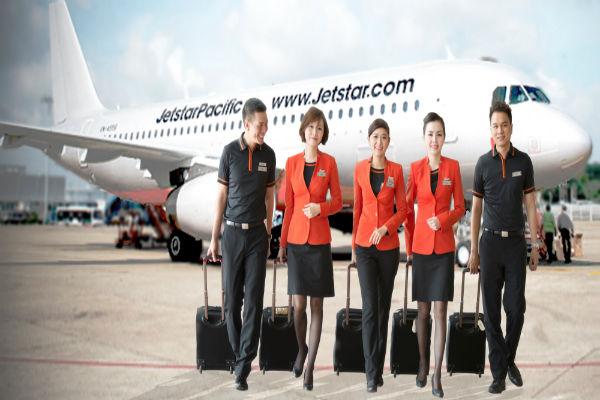 Giá vé máy bay Jetstar