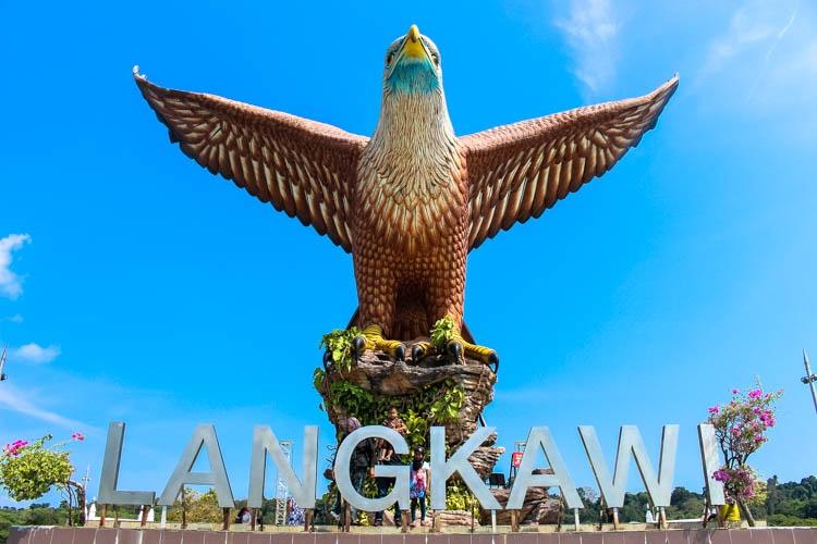 Langkawi vé máy bay đi malaysia