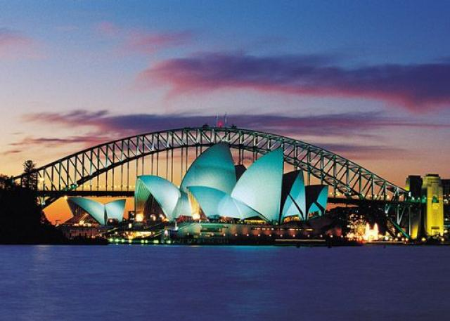 Nhà hát Opera Sydney, Úc
