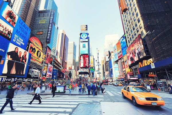 Vé máy bay đi Mỹ - New York