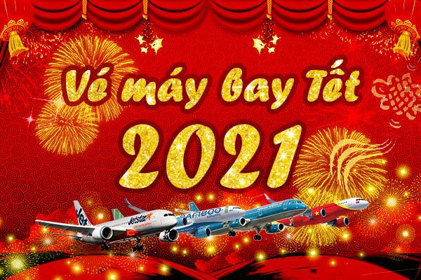 Vé máy bay Tết Tân Sửu 2021 đã được mở bán