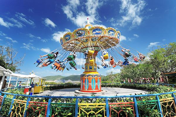 Khu vui chơi giải trí Vinpearl Land Nha Trang