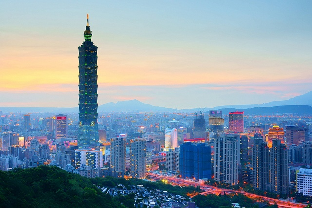 Giá vé máy bay từ Việt Nam đi Đài Loan