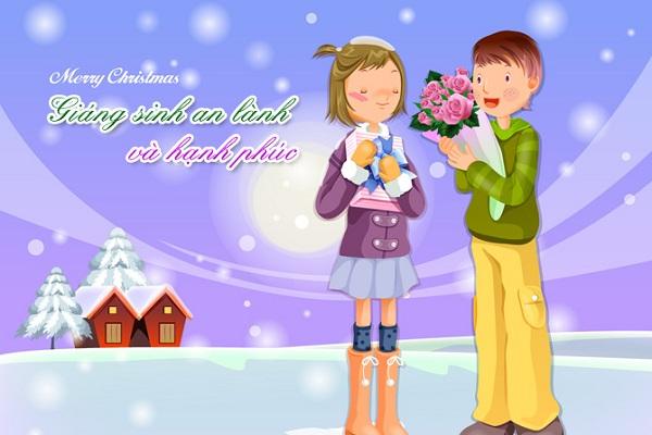 Lời chúc Giáng sinh ý nghĩa cho người yêu