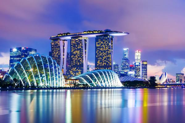 Giá vé máy bay đi Singapore khứ hồi