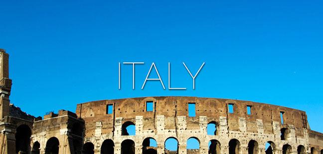 Vé máy bay đi Italy - Ý