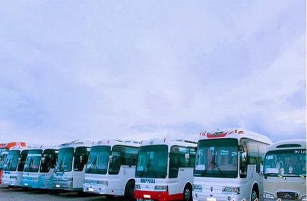 Xe bus sân bay Liên Khương