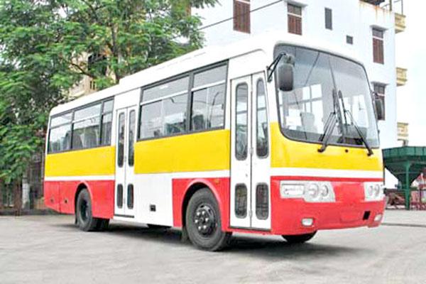 Xe bus sân bay Phú Bài
