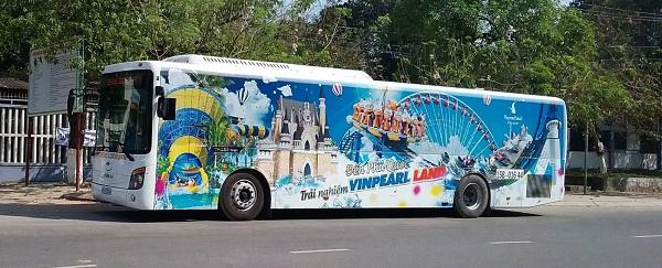 Xe bus sân bay Phú Quốc