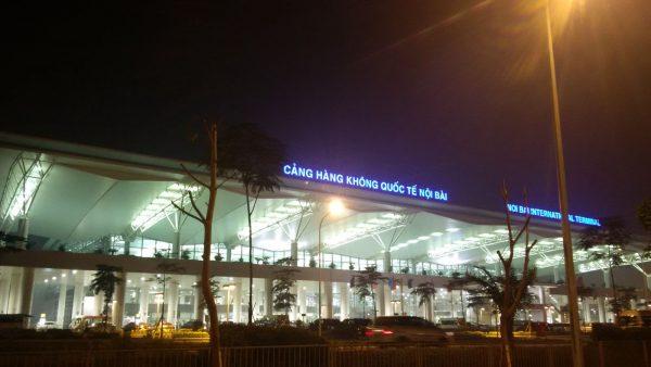 Sân bayquốc tế Nội Bài