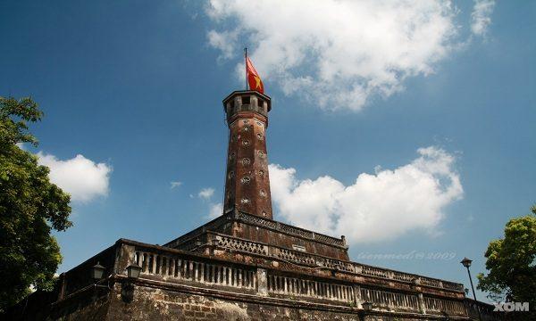 Di tích cột cờ Hà Nội