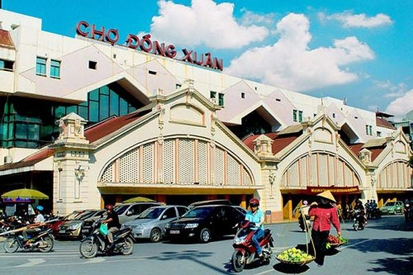 Chợ Đồng Xuân