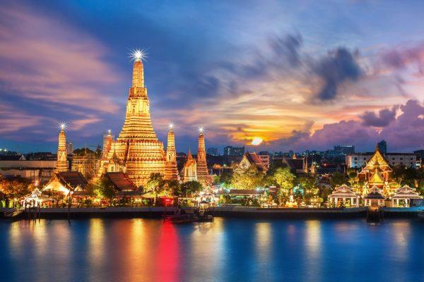Vé máy bay đi Thái Lan bao nhiêu tiền