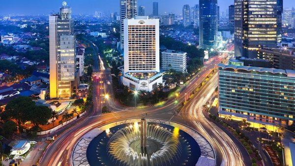 Khu du lịch Jakarta