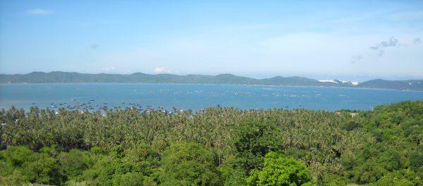 Khu vực vịnh Xuân Đài
