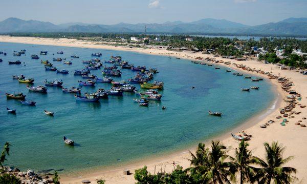 Bãi biển Xuân Hải