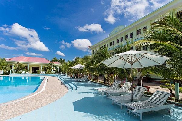 Thiên Hải Sơn Resort sở hữu dịch vụ chuyên nghiệp và phòng ốc sang chảnh