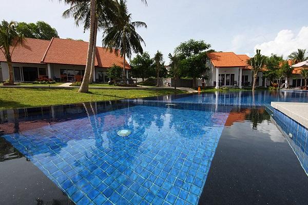 Terrace Resort Phú Quốc có không gian nghỉ dưỡng ấm cúng, nhẹ nhàng